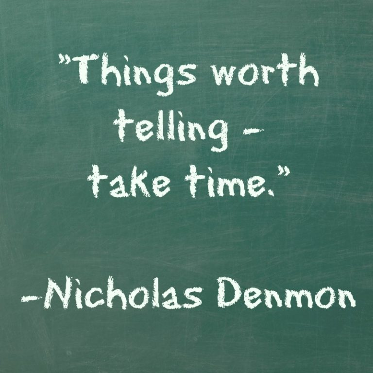 things-worth-telling